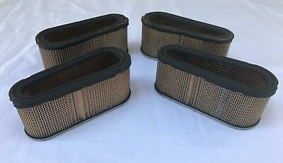 Briggs & Stratton 496894 Replacement OEM Small Engine Air Filter 4 Pack 493909