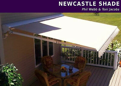 Large Window Door Awning in New Castle, NSW
