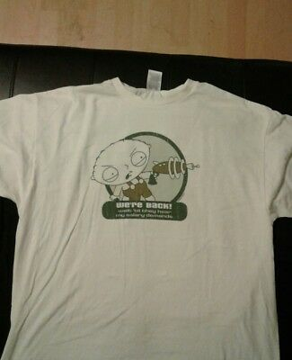 Family Guy Stewie Griffin T-Shirt adult XL