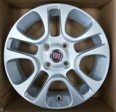 Cerchi in lega 14 Fiat panda nuova multijet dynamic Metano Gpl Multiair Easy pop