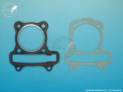Cylinder Head Gasket Set for 100cc 50mm Cylinder Kits GY6 139QMA 139QMB engine