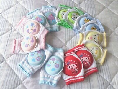 Baby Knee Pads Toddler Knee Pads Elbow Pads Crawl Safety Protector New Love baby
