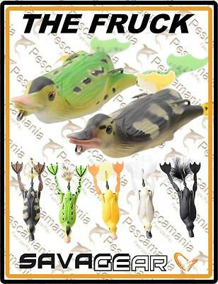 "Savage Gear 3D Hollow Body Duckling ""THE FRUCK"" 7.5cm 15gr spinning lure"