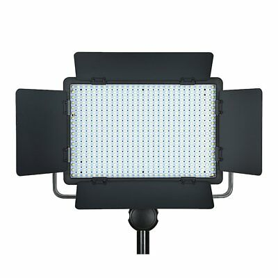 UK Godox LED500 C 3300K-5600K LED Video Continuous Light Lamp changeable Version