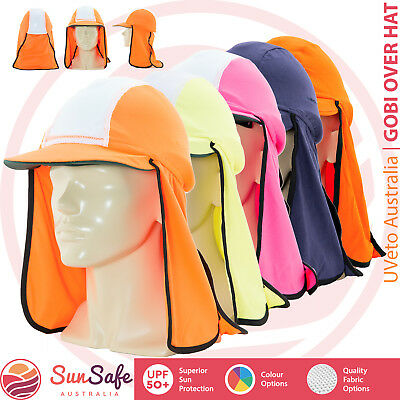 Gobi Hard Hat Cover Over Hat Helmet Sun Protection Add-On Accessory Attachment