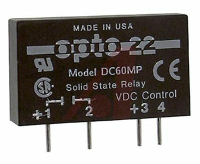 Opto 22 3A Solid State Relay, DC, PCB Mount, 60 V dc Maximum Load