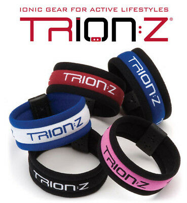 Trion:Z BROADBAND Magnetic Therapy Wristband Different Sizes and Colours