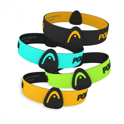 HEAD Polarity NEO Magnetic Therapy Wristband Different Sizes and Colours