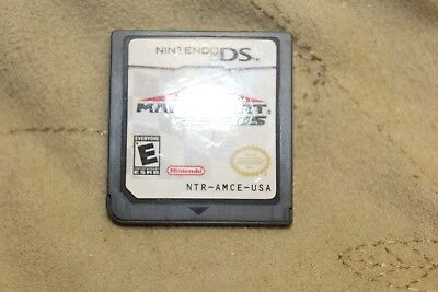 Mario Kart DS (Nintendo DS, 2005) CARTRIDGE ONLY NO CASE