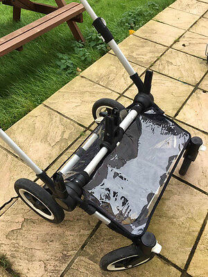 Bugaboo Donkey Under seat basket raincover for mono and duo