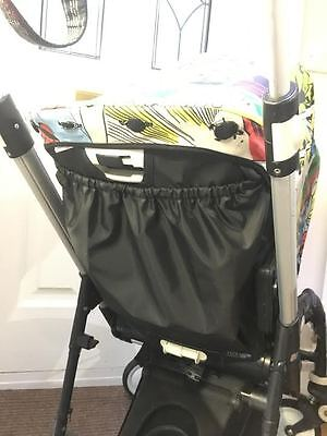 Bugaboo Bee 07-09 raincover storage bag with/without interior pocket