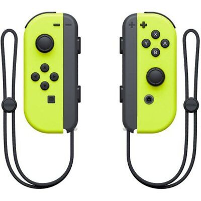 Nintendo HACAJADAA Neon Yellow Joy-Con (L/R) (Nintendo Switch)