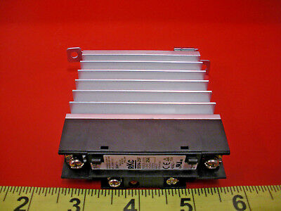 RKC SSN-25F Solid State Relay 3/A1 Load 25a 240vac Input 4.5-30vdc 25 amp Nnb