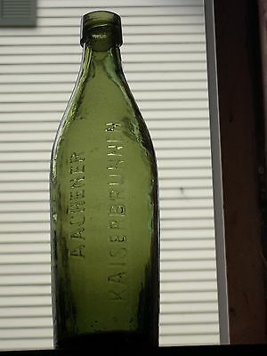 Antique Mineral Water Bottle