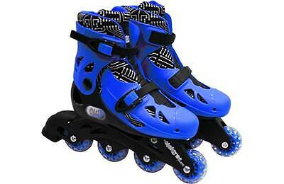 Elektra In Line Boot Skates - Blue. From the Official Argos Shop on ebay