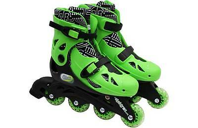 Elektra In Line Boot Skates - Green. From the Official Argos Shop on ebay