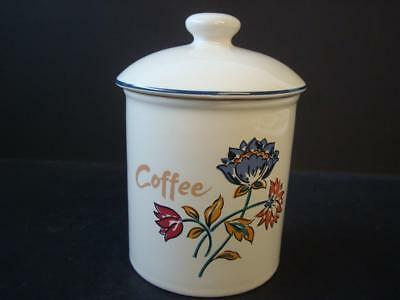 Boots Camargue Coffee Cannister