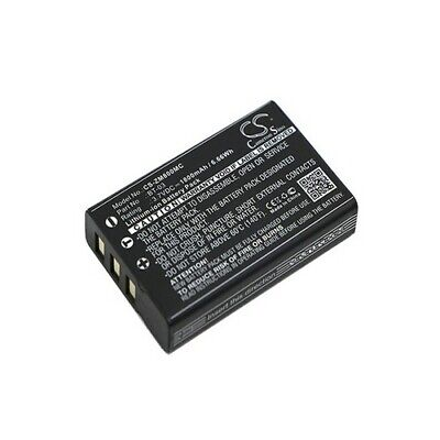 Replacement Battery For ZOOM Q8 Recorder