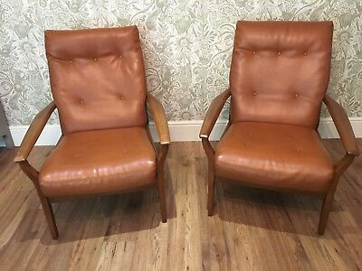 Mid Century Retro Chairs Cintique
