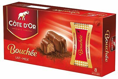 Cote d' Or Milk Bouchees 200g