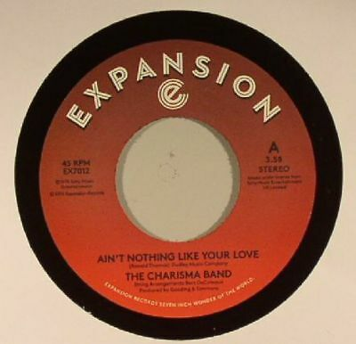 """CHARISMA BAND, The - Ain't Nothing Like Your Love - Vinyl (7"""")"""