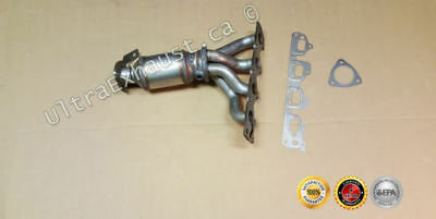 Ult 41621 2006-2009 Pontiac G6 2.4L Exhaust Manifold Catalytic Converter Direct-