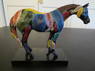 The Trail of Painted Ponies Horsefeathers #12206 2005 3Rd Edition/1,114 NIB