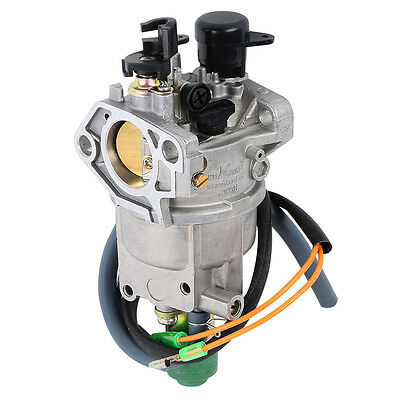 Carburetor & Solenoid for Honda GX390 182F 188F Generator 13HP Engine 5500-8000W