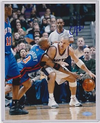 af40cadeef75 Jason Kidd New Jersey Nets Signed 8X10 Autograph Photo Steiner Coa