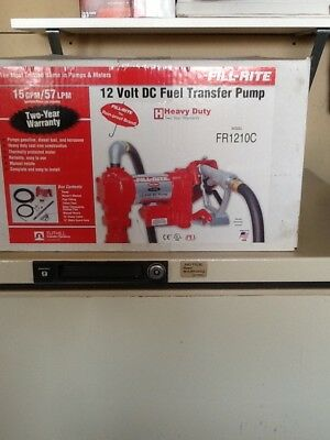 FillRite Fuel Transfer Pump, FR1210C. NIB