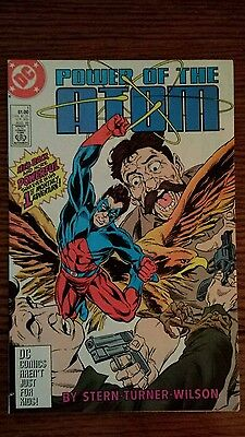 Power of the Atom #1 (August 1988) DC Comics - at least 6.0 FN