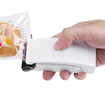 Portable Mini Heat Sealing Machine Impulse Food Packing Plastic Bag Sealer SG