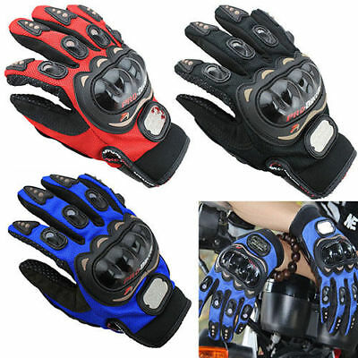 Motocross Racing Pro-Biker Motorcycle Cycling Full Finger Gloves M/L/XL Dreamed