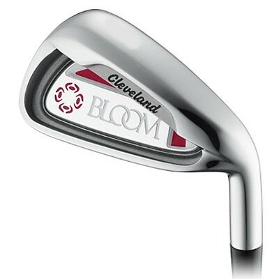 Cleveland Bloom No. 7 Iron (Pink) - Graphite - Ladies Right Hand - New!