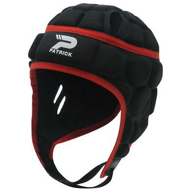 IRB Approved Rugby Honeycomb Headguard Scrum Cap Helmet Head Guard/Gear: L Boys