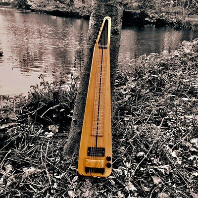 Lap Steel Guitar by Goding Guitars, Birmingham UK (Contemporary)