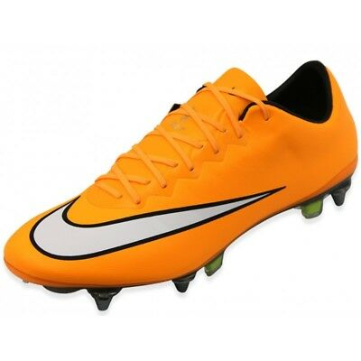 MERCURIAL VAPOR X SG PRO ORA - Chaussures Football Homme Nike