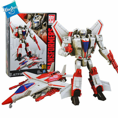 Hasbrored Transformers Sibertan Commander Series Skyfire
