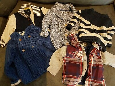 baby boys bundle 3-6 & 6-12 months *must see pics*