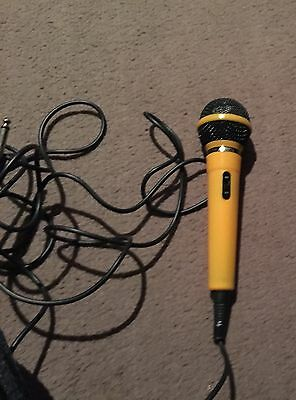 Arista Quality Uni Directional Full Size Microphone Working Karaoke Mic Hifi Mic