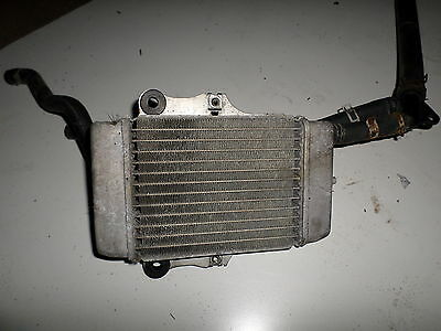 536 Honda Dylan 125 Radiator Used