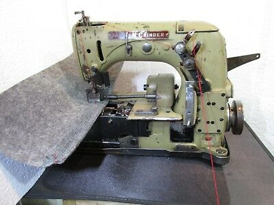 Union Special N-C Carpet Binder For Carpet Binding Machine