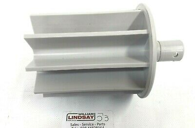 Kverneland Accord Seed Drill Fluted Metering Feed Roller AC489053