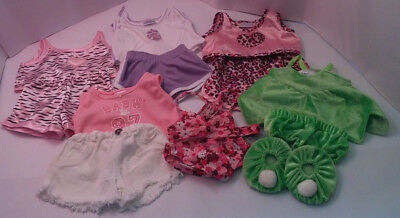 Build a Bear Girls Outfits for babw u pick which one youd like