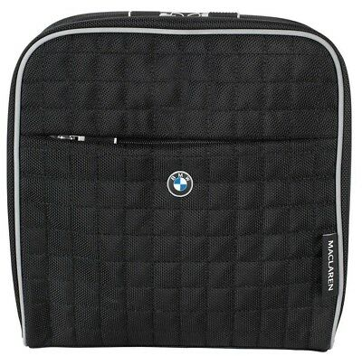MACLAREN BMW Black Quilted Universal Pannier - Insulated - For Buggies Strollers