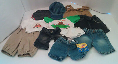 Build a Bear boys clothes and accesories for babw u pick which one youd like