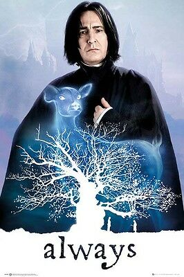 Harry Potter - Snape Always - Poster #2E