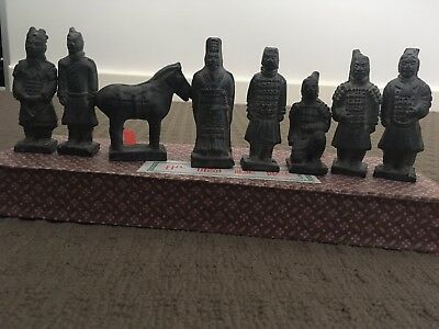 Terracotta Warriors & Horse