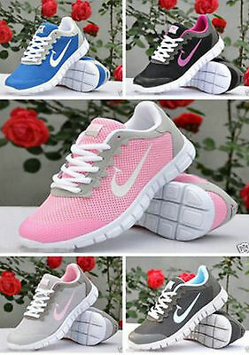2017 Women's Sneakers Canvas Mesh Fashion Breathable Sports Running Casual Shoes