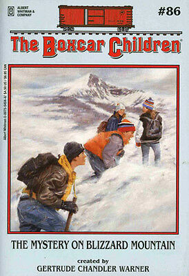 The Boxcar Children : #86 : The Mystery on Blizzard Mountain